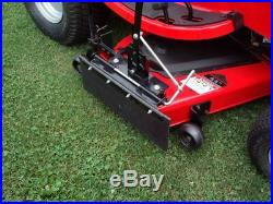 Fits Most Mowers Trac Vac Zero Turn Mower Discharge Cover Blocker USA Made