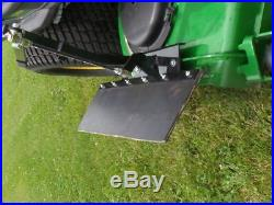 Fits Most Mowers Trac Vac Zero Turn Mower Discharge Cover DS701 72 DECKS