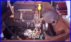 GRASSHOPPER 725K 61 ZERO TURN MOWER With 61 OUTFRONT DECK