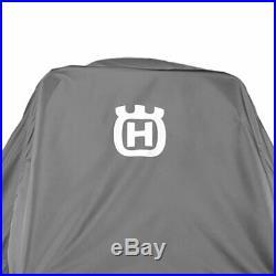 Genuine Husqvarna 582846201 ZTR Zero Turn Mower Cover Up to 54 Deck NO ROPS