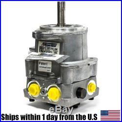 Genuine OEM Hydrostatic Pump PG-1HCA-DY1X-XXXX Bob-Cat Zero Turn Mower 4121333