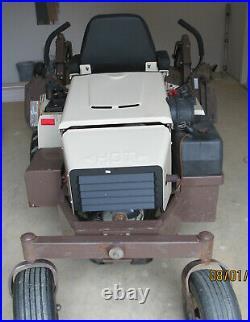 Grasshopper 725dt6 With 61 Inch Powerfold Deck