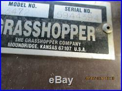 Grasshopper 930d G2 With 72 Inch Deck