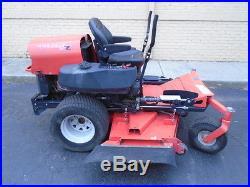 Gravely 260z Commercial Zero Turn 60 Commercial Mower Only 1104 Hrs! H#146221