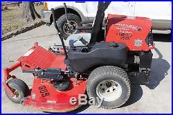 Gravely PM272H XDZ Zero Turn Liquid Cooled Diesel Hydraulic 72 Deck Mower