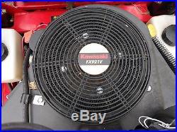 Gravely Pro-Turn 460 Zero Turn Mower Kawasaki 31 hp Engine 60 Deck