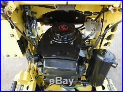 Great Dane 36 Mower 15.0hp Kawasaki FH451V Engine