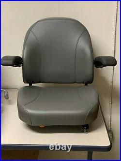 Grey Seat Bobcat Dixie Snapper Toro, Exmark Kubota Bad Boy Zero Turn Mower