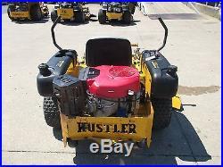 Hustler Fastrak 44 Zero Turn Mower