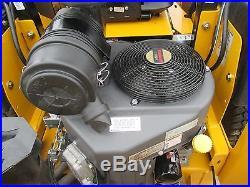 Hustler X-one 60 Zero Turn Commercial Mower