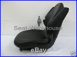 High Back Black Seat Cub Cadet Z-force 44,48,50,54,60 Zero Turn Mowers, Ztr #lu