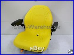 High Back Seat John Deere Z Trak, M655, M665,717a, 727a Zero Turn Mowers Ztr #ls
