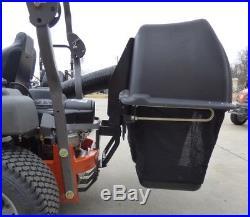 Husqvarna 3 Bin Bagger Grass Catcher M-ZT52 Zero Turn Mowers
