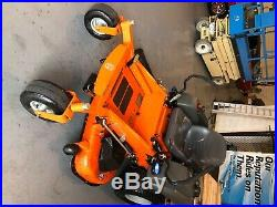 Husqvarna MZ54S zero turn riding mower 54 112 hours Used