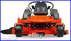 Husqvarna MZ61 Zero Turn Mower Lifetime Deck warranty