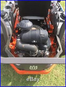 Husqvarna PZ54 Zero-Turn Mower 54 24.5HP Kawasaki Engine Professional
