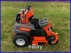 Husqvarna V548 Stand On Commercial Zero Turn Lawn Mower 48
