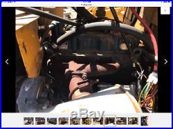 Hustler Excel Slope Mower 6400 Hillsider! Diesel! Plow Attachment