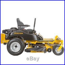 Hustler RAPTOR 24-HP V-twin Dual Hydrostatic 60-in Zero-turn lawn mower