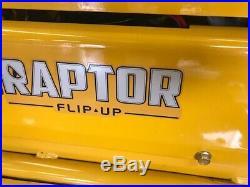 Hustler Raptor Flip Up 48 deck 25 HP Kohler BRAND NEW