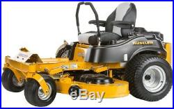 Hustler Raptor SD 24-HP V-twin Dual Hydrostatic 60-in Zero-turn Lawn Mower