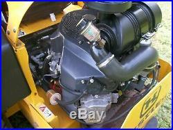 Hustler Super 104 Wide Area Zero Turn Mower Wam 104 Inch Field Mower