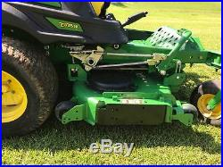 Immaculate 54 John Deere Z925M EFI Mulching Zero Turn Mower For Sale