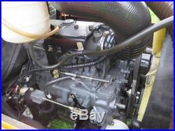 JACOBSEN HR5111 KUBOTA DIESEL 4WD 11FT CUT WIDE AREA COMMERCIAL MOWER toro 580d