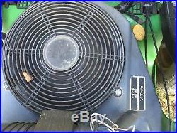 John Deere Z910a Mower Zero Turn 54 Inch Deck Hydrostatic Bob Cat Tractor