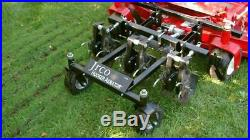 JRCO Front Mount 38 Hooker Aerator Zero Turn Mower model751