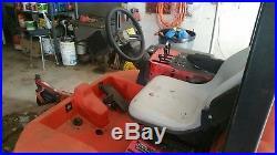 Jacobson HR-5111 4x4 Diesel Large Area Mower