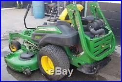John Deere 2014 Z970R Z Trak Zero Turn 72 inch Deck Lawn Mower