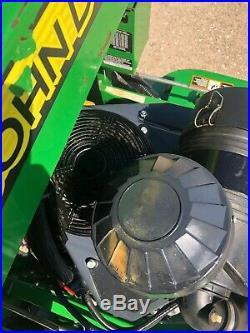 John Deere 48'' Stander Zero Turn Mower Low Hours