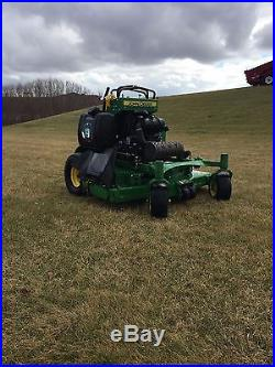 John Deere 52 Stand On Up Commercial Riding Mower QuickTrax Zero Turn ZTR 652R