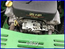 John Deere 757 Used 60 Zero Turn Mower