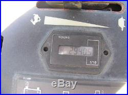 John Deere 997 Commercial Zero Turn Mower. 60 Deck. Hydraulic Lift. Runs Great