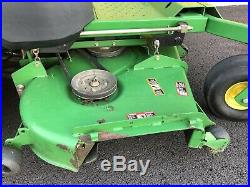 John Deere 997 Diesel Zero Turn Lawn Mower 72 7 IRON Pro DECK ZTRACK