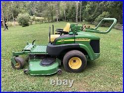 John Deere 997 Z Trak Zero Turn Lawn Mower 72 Deck 34hp Yanmar Diesel 1,860 hrs