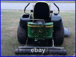 John Deere EZTrak Z655 54 27 HP Zero Turn Riding Lawn Mower