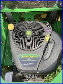 John Deere Riding Zero Turn Mower Z225 42 Deck