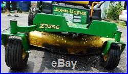 John Deere Z355e 48 Zero Turn Mower 54 hours