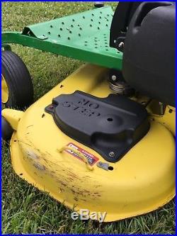 John Deere Z425 Zero Turn Mower