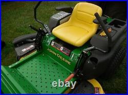 John Deere Z425 Zero Turn Mower 48 Inch Grass Collection System Runs Great