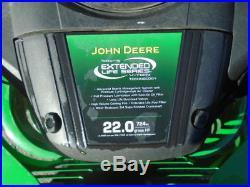 John Deere Z425 Zero Turn Riding Mower 54 Mower Deck 22hp H#160407
