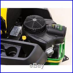 John Deere Z535M 25-HP V-twin Dual Hydrostatic 62-in Zero-turn lawn mower