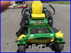 John Deere Z655 Zero Turn Rider