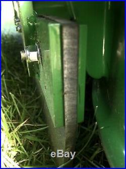 John Deere Z915E Zero Turn Kohler Gas 54 Rotary Mower