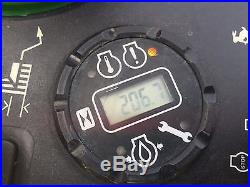 John Deere Z925A EFI Zero Turn Mower