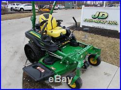 John Deere Z930m Demo 60 Commercial Zero-turn Riding Mower Na Stock # J0161160
