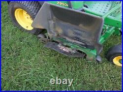 John Deere Z950A Zero Turn mower 60 inch Deck 31 HP Kawasaki Engine Low Hours